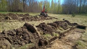 Arkeologisk utgrävning2